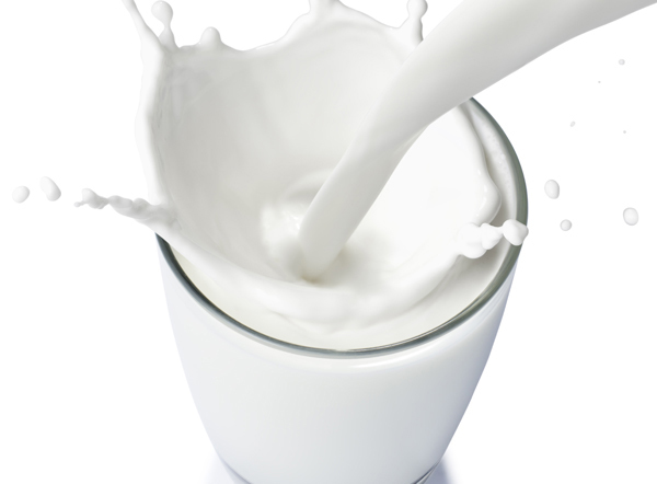 Raw milk benefits for skin