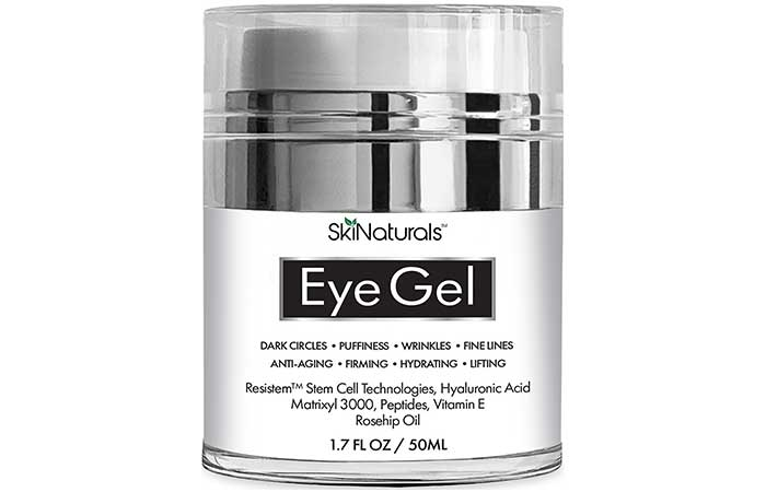 SkiNaturals Eye Gel