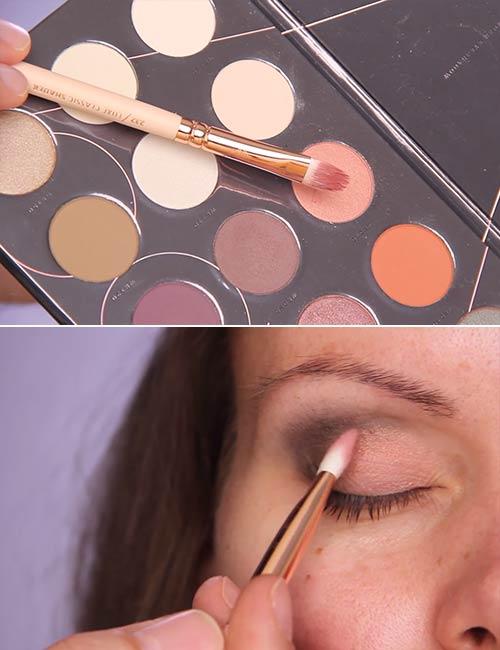 Eye Makeup For Deep Set Eyes Step By Step Tutorial