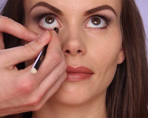 3bec8ee5cb6 Eye Makeup For Deep Set Eyes - Step By Step Tutorial