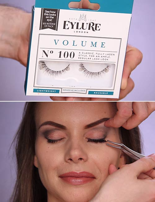 Step 7 Add Some Oomph With Falsies