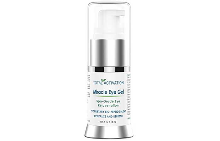 Total Activation Anti Wrinkle Miracle Eye Gel