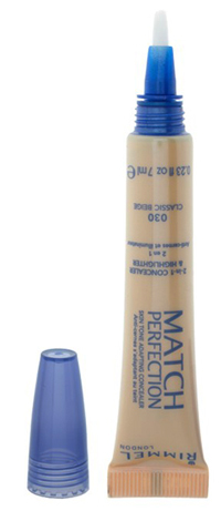 match perfection concealer by rimmel