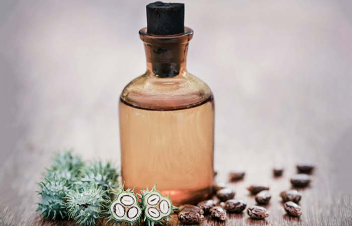 1. Castor Oil For Dark Spots On Hands