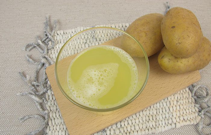 10. Potato And Onion Juice For Hair Growth