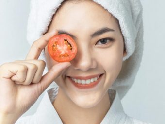 13 Homemade Tomato Face Masks For All Skin Types