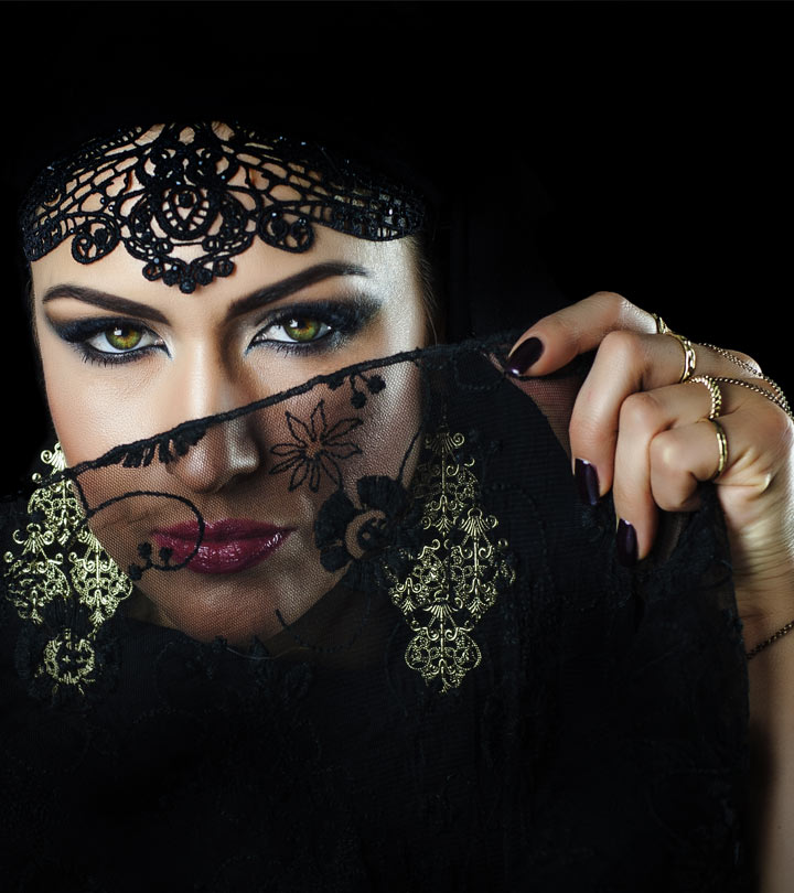 why are arab eyes so beautiful
