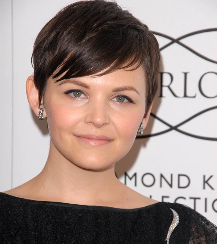 20 Stunning Short Hairstyles For Round Faces
