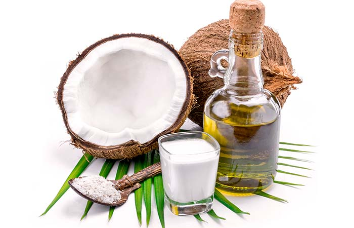3. Coconut Oil For Facial Scars