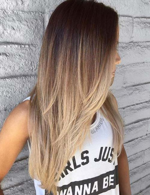 30. Ombre Layers