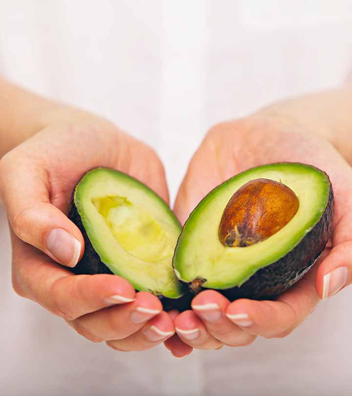 How To Use Avocado For Dry And Damaged Hair