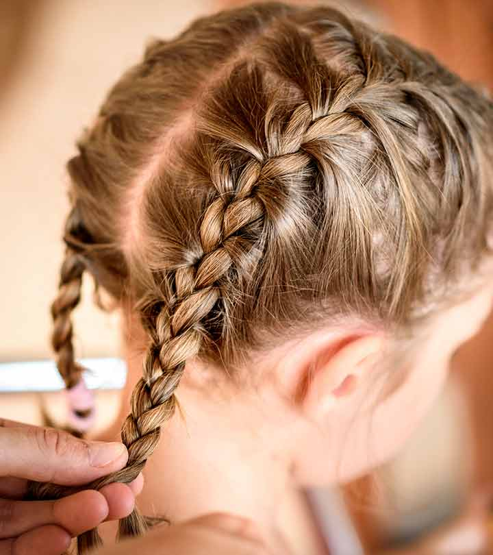 20 Braids For Little S
