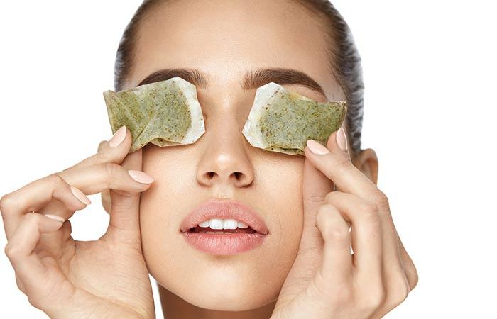 6. Green Tea Bags