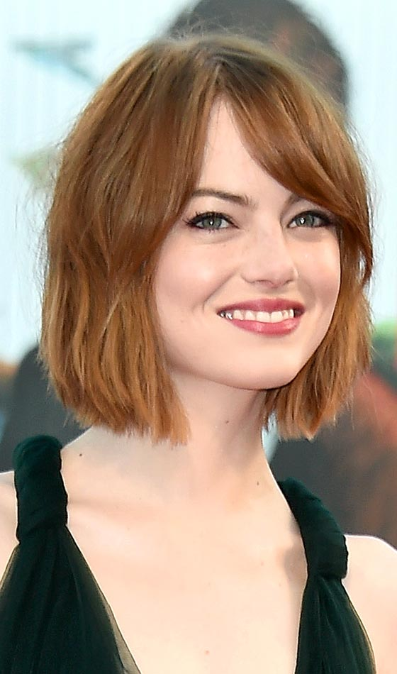 Marvelous 14 Most Flattering Hairstyles For Round Faces Short Hairstyles Gunalazisus