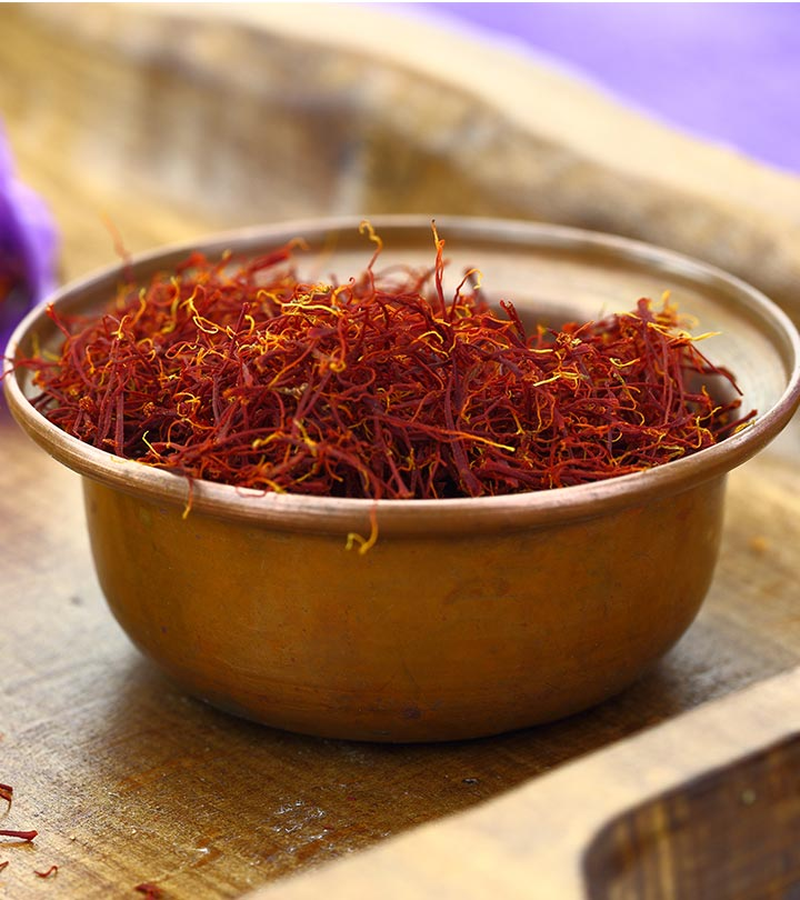 12 Homemade Saffron Face Packs For Flawless Skin