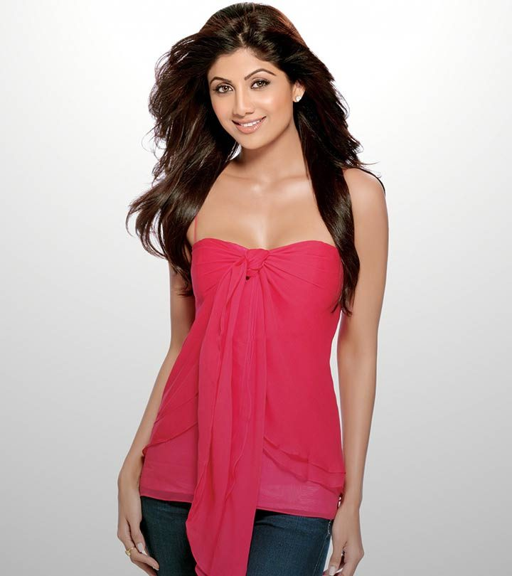 Fitness Facts - Shilpa Shetty's Secret Behind That Brilliant Body