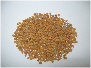 Fenugreek-Seeds for skin