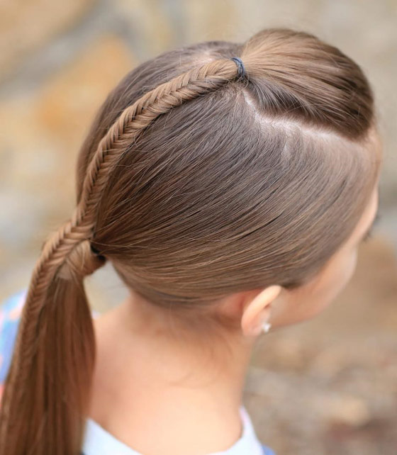 Fishtail-Accented-Ponytail