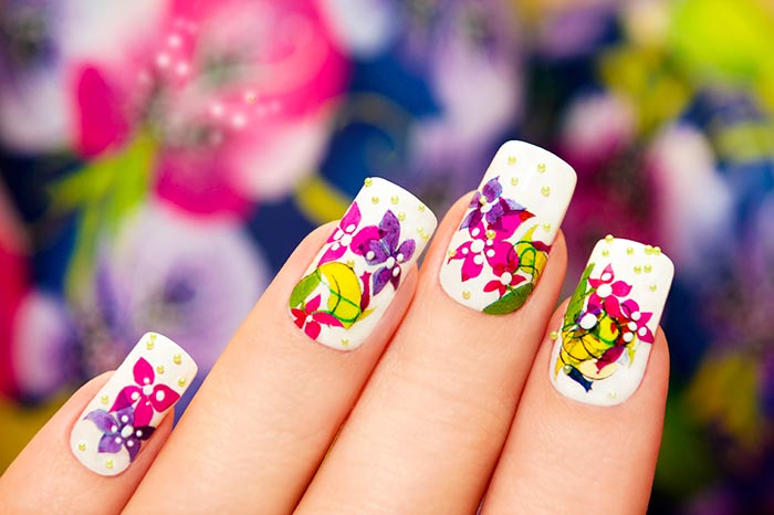 50 Simple Nail Art Designs For Beginners – With Styling Tips