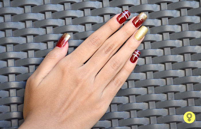 Famous Nail Art Birds Thick Nail Polish Sets Opi Round Nail Polish Pinata Opi Nail Polish Shades Young Revlon Nail Polish Review SoftPhotos Of Nail Art Ideas 50 Simple Nail Art Designs For Beginners \u2013 With Styling Tips