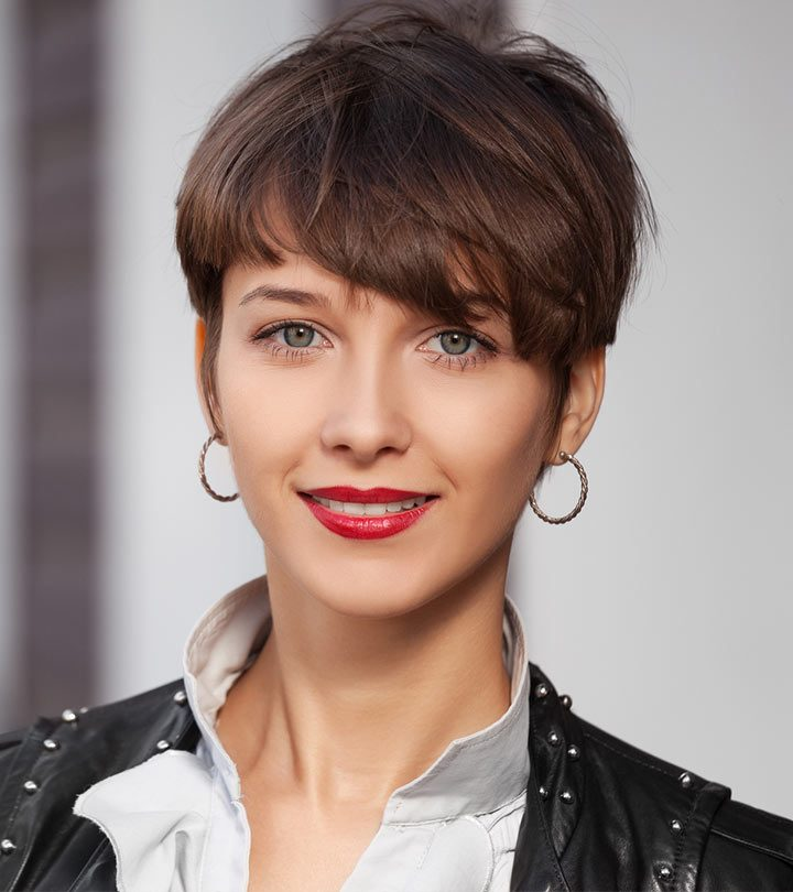 Hottest Of The Short Hair Do's!