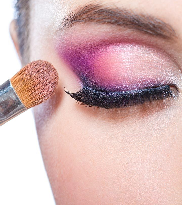 How-To-Apply-Eye-Makeup-For-Almond-Shaped-Eyes