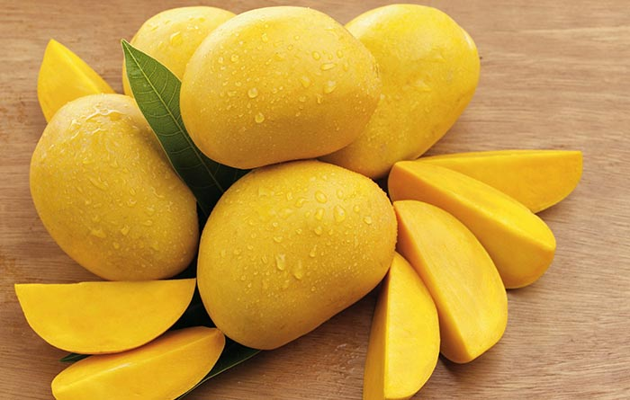 Hydrating Mango Face Pack