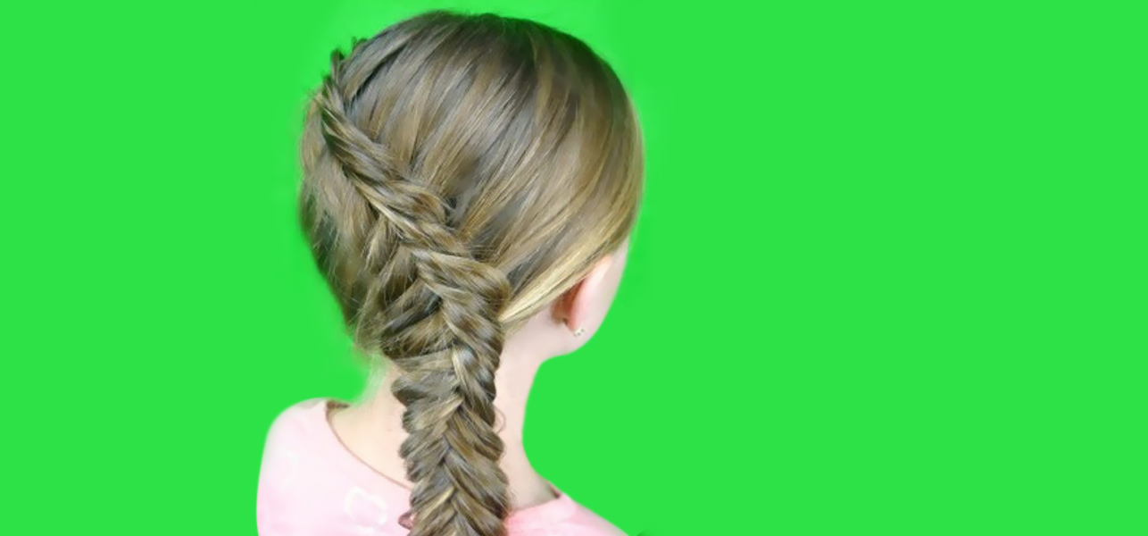 Awesome Tutorial Inside Out Fishtail Braid Hairstyle Inspiration Daily Dogsangcom