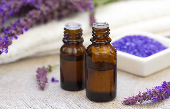 Dryness Around Eyes - Lavender Rich Moisturizer