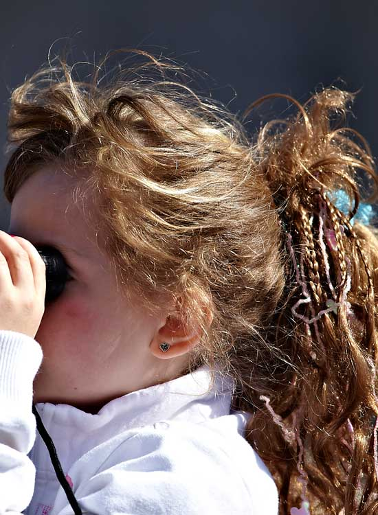 Messy-Ponytail-hairstyles-for-little-girls