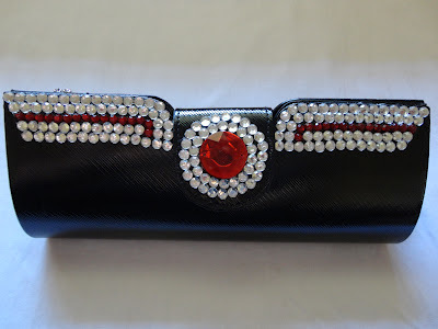 My Blinged Up Clutch