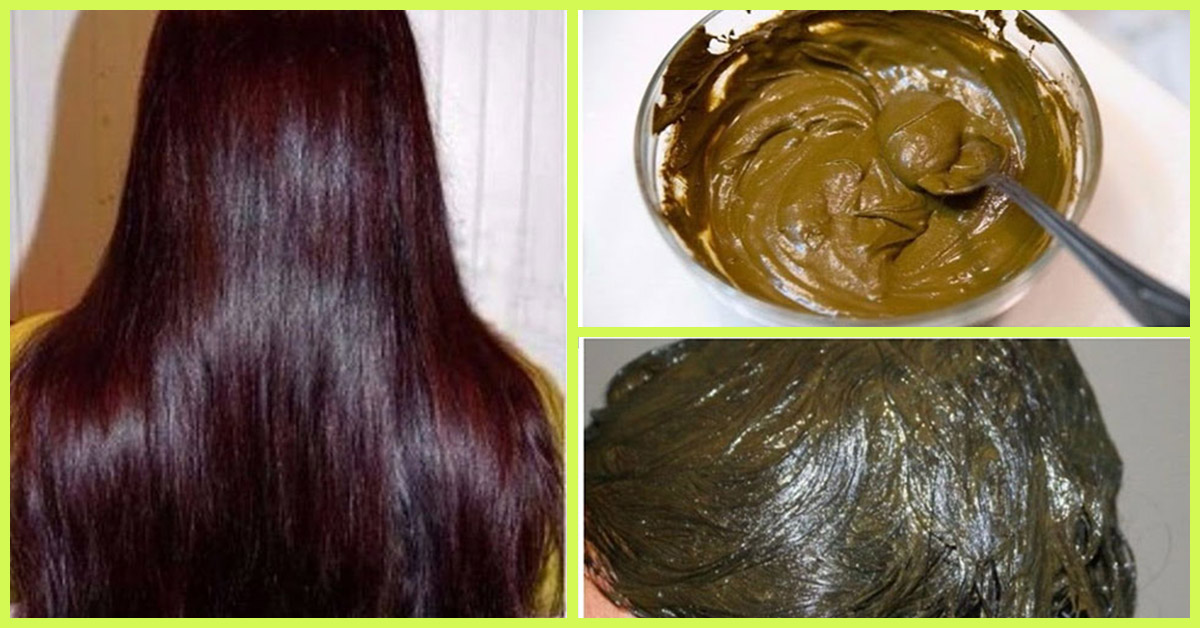 Henna For Hair 9 Simple Effective Hair Packs