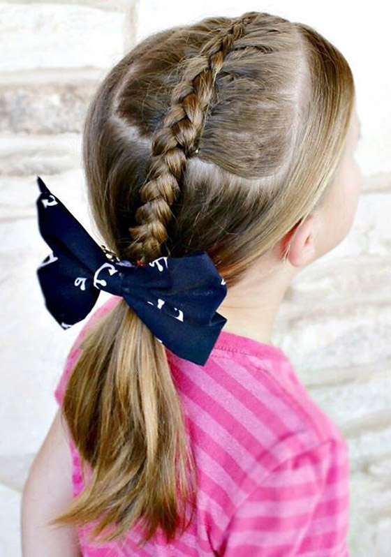 Children Hair Braids Styles Captivating Braiding