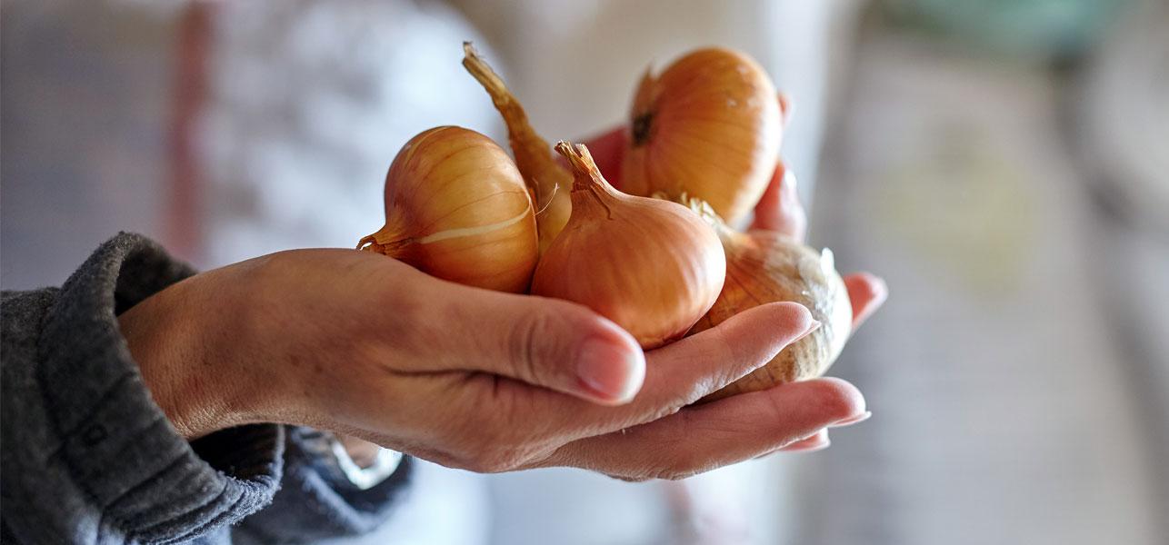 Onion Juice Help With Hair Growth
