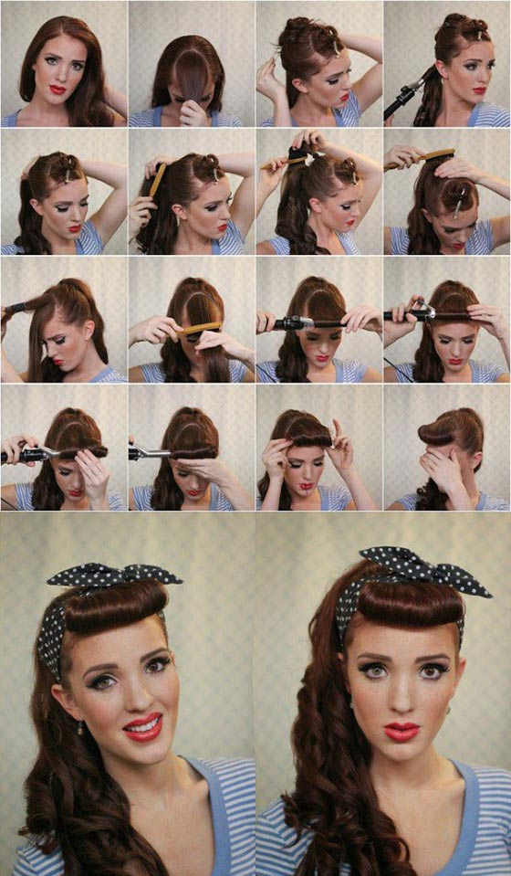 Pin-Up-Curly-Bangs
