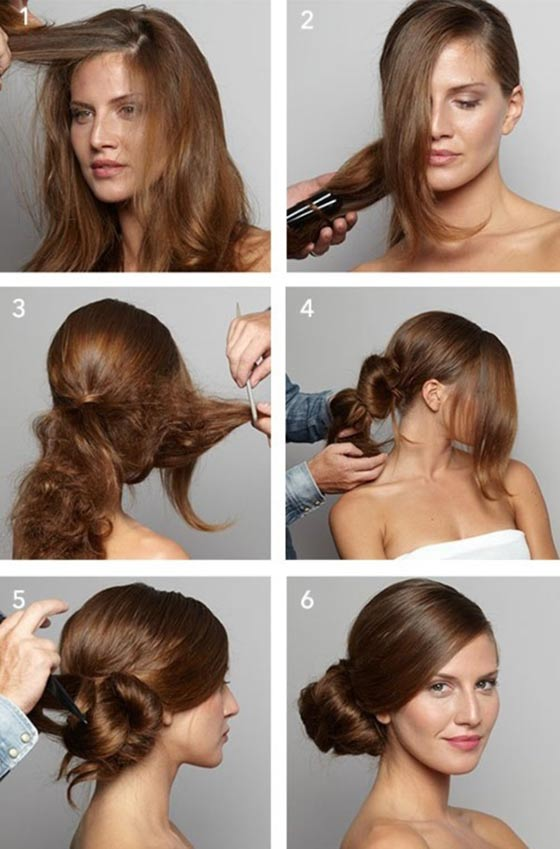 Outstanding 30 Awesome Hairstyles To Hide That Big Forehead Short Hairstyles Gunalazisus