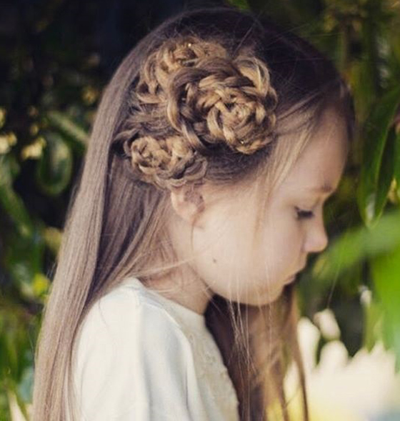 Side-Triple-Flower-Braids