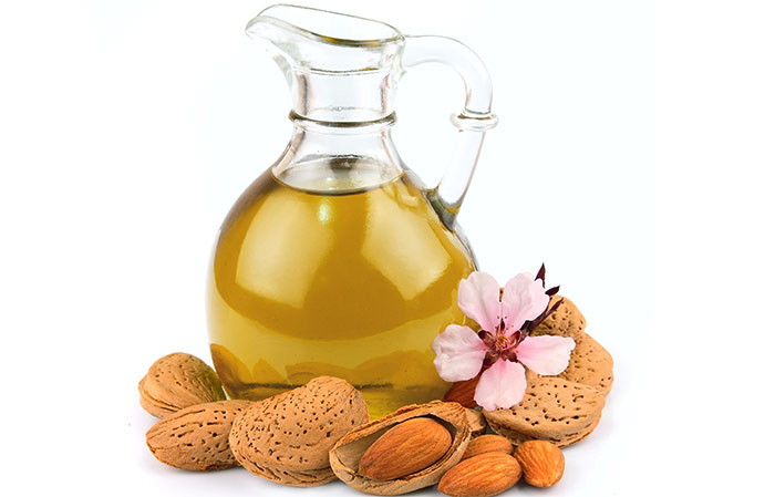 Sweet Almond Oil Face Pack