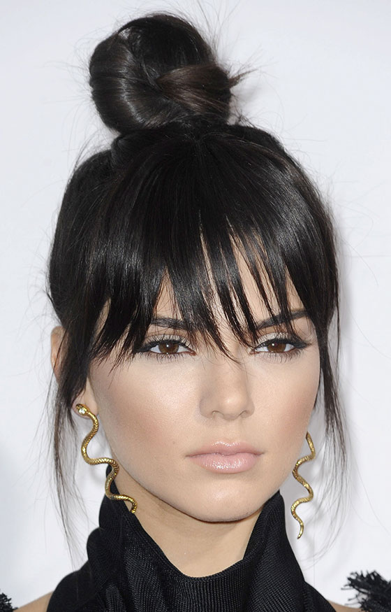 Stupendous 30 Awesome Hairstyles To Hide That Big Forehead Short Hairstyles Gunalazisus