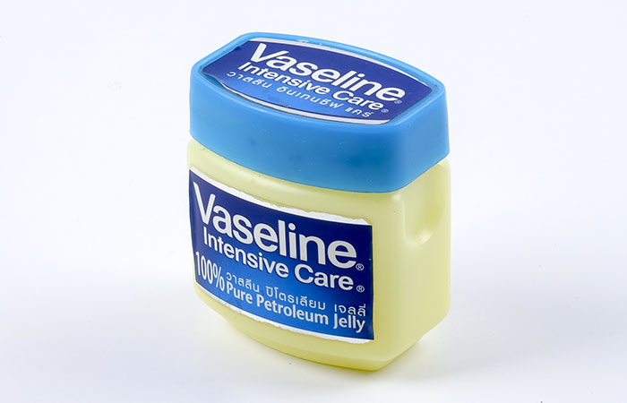 Dryness Around Eyes - Vaseline1
