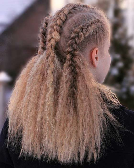 Viking-Braids