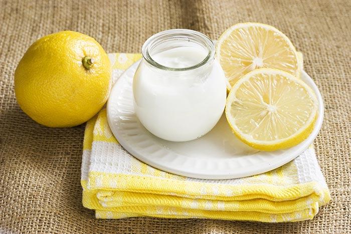 Yogurt And Lemon1