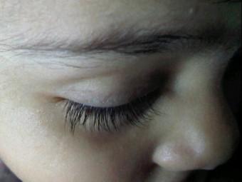 long eye lashes secrets