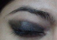 pink smokey eye makeup tutorial step2