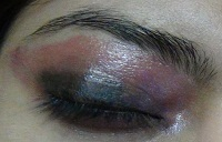 pink smokey eye makeup tutorial step4