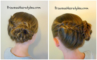 Miraculous How To Do An Inside Out Fishtail Braid Braids Hairstyle Inspiration Daily Dogsangcom