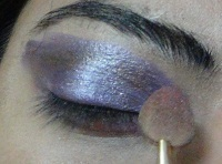 purple eye makeup step3