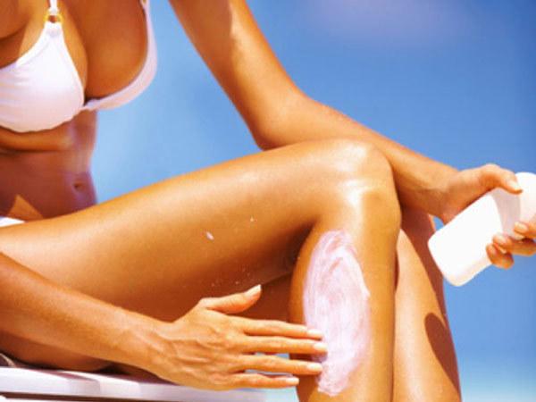 tanning tips sunburn