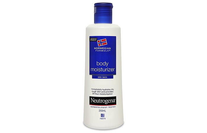 Best Drugstore Moisturizers For Dry Skin - Neutrogena Norwegian Formula Body Moisturizer