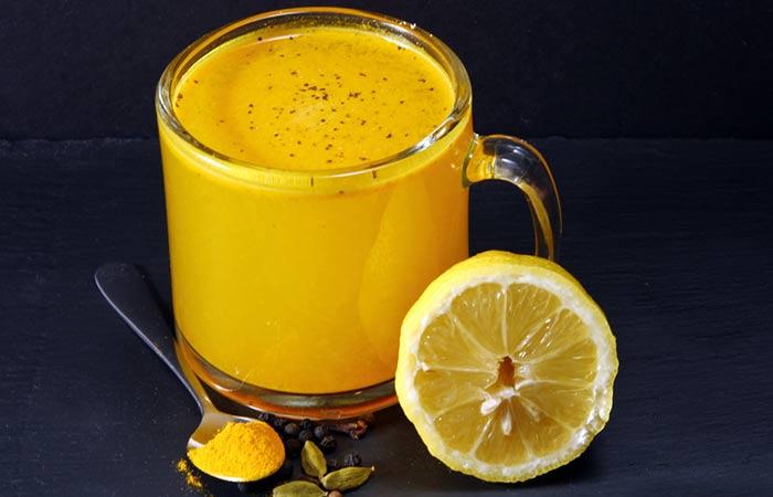Turmeric Benefits - Turmeric Tea